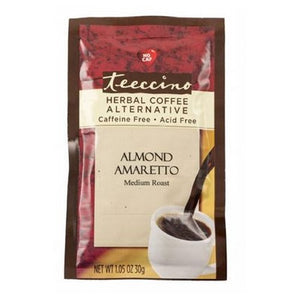 Herbal Coffee Herbal Almond Amaretto 1.05 Oz by Teeccino