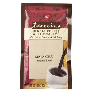 Herbal Coffee Maya Chai 1.05 Oz by Teeccino