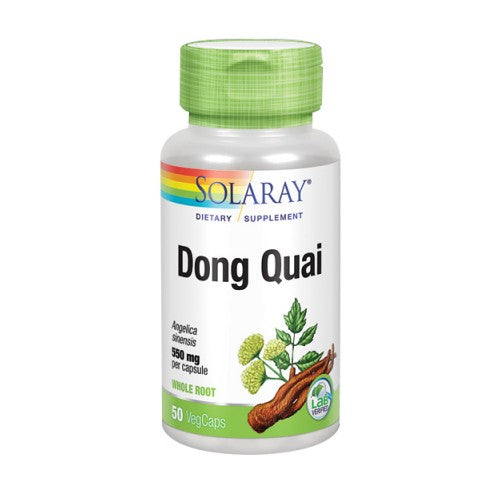 Dong Quai 50 Veg Caps by Solaray