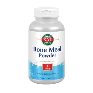 Bone Meal Unflavored 16 Oz by Kal (2590297620565)