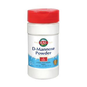 D-Mannose Unflavored 2.5 Oz by Kal