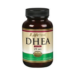 DHEA 60 Caps by LifeTime