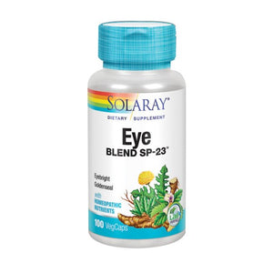 Eye Blend SP-23 100 Veg Caps by Solaray (2590298538069)