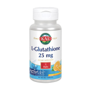 L-Glutathione Orange 90 Count by Kal