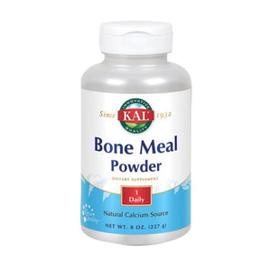 Bone Meal Unflavored 8 Oz by Kal