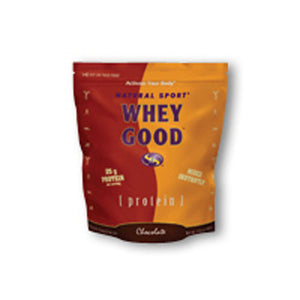 Whey Good Chocolate 498 Grams by Natural Sport (2590303125589)