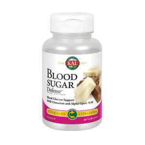 Blood Sugar Defense 60 Tabs by Kal (2590303846485)