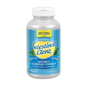 Intestinal-Colon Herbal Cleanser 400 Caps by All One