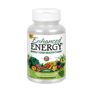 Enhanced Energy Iron Free 90 Tabs by Kal (2590304206933)