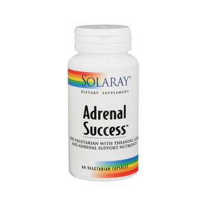 Adrenal Success 60 Veg Caps by Solaray (2590305124437)