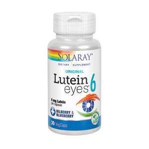 Original Lutein Eyes 30 Veg caps by Solaray