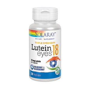 Lutein Eyes 30 Veg caps by Solaray