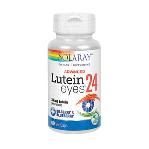 Lutein Eyes Advanced 60 Veg Caps by Solaray