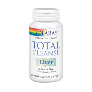Total Cleanse Liver 60 Veg Caps by Solaray