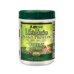 Greens Protein Coarse 1.24 lbs by LifeTime