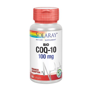 Bio CoQ10 60 Softgels by Solaray