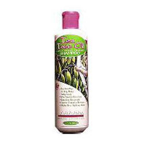 Shampoo Tea Tree Oil Therapy 17.5 Fl Oz by Jason Natural Products