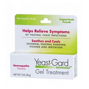 Yeast Gard Gel 1 Oz by Yeast Gard