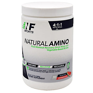 Natural Amino Fruit Punch 360 Grams by NF Sports