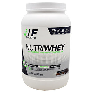 Nutriwhey Vanilla 2 lbs by NF Sports