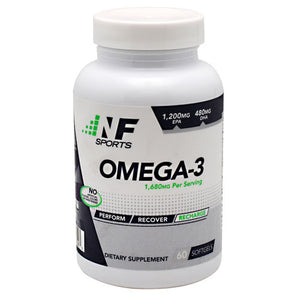 Omega 3 60 Softgels by NF Sports