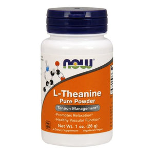 L-Theanine Powder 1 Oz by Now Foods (2587777040469)