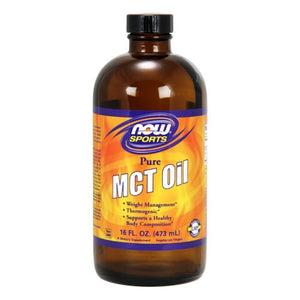 MCT Oil 16 Oz by Now Foods (2590309253205)