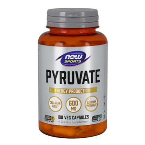 Pyruvate 100 Caps by Now Foods