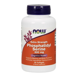 Phosphatidyl Serine 50 Softgels by Now Foods