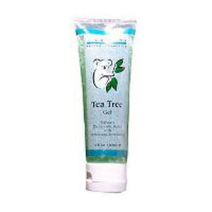 Tea Tree Gel Tube 4 Oz by Jason Natural Products