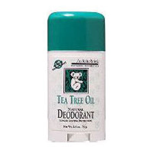 Deodorant Tea Tree Oil TEA TREE OIL STIK, 2.5 OZ by Jason Natural Products