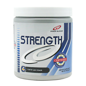 Strength 240 Grams by Power Blendz (2587790803029)