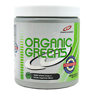 Organic Greens 60 Count by Power Blendz (2587791032405)