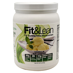 Fit & Lean Fat Burning Meal Replacement Chocolate 1 lbs by Maximum Human Performance (2587791163477)