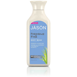 Body Wash Fragrance Free 16 Fl Oz by Jason Natural Products (2588922314837)