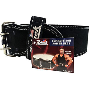 Competition Power Belt Large 1 Each by Schiek (2587796537429)