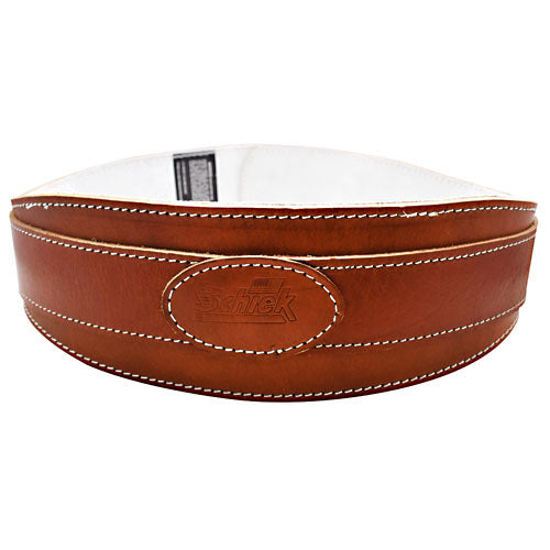 Power Leather Contour Belt X-Large 1 Each by Schiek