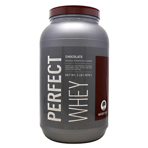 Perfect Whey Chocolate 5 lbs by Nature's Best (2587799027797)