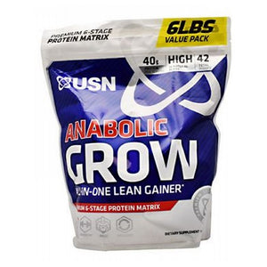 Anabolic Grow Chocolate Peanut Butter 6 lbs by USN