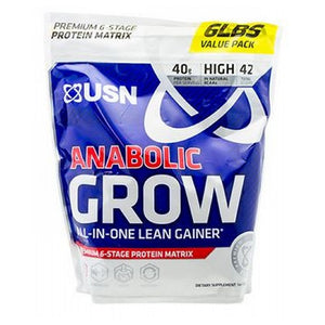 Anabolic Grow Cookies and Cream 6 lbs by USN