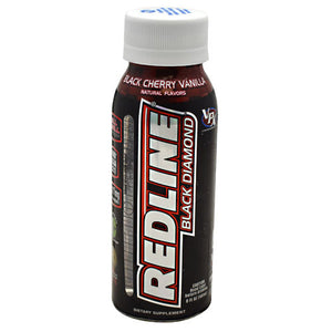 Redline Black Diamond Black Cherry Vanilla 12 X 8 Oz by VPX Sports Nutrition (2587806957653)
