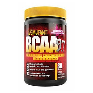 BCAA Powder Fruit Punch 348 Grams by Mutant (2587820458069)