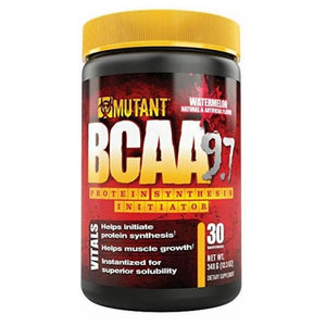 BCAA Powder Watermelon 348 Grams by Mutant (2587820621909)