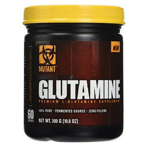 Glutamine Protein Powder 300 Grams by Mutant (2587820720213)