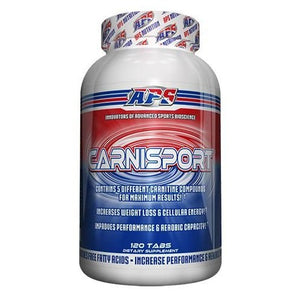 Carnisport 120 Tabs by Aps Nutrition (2587822456917)