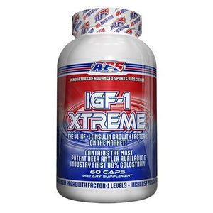 IGF-1 Extreme 60 Tabs by Aps Nutrition (2587822489685)
