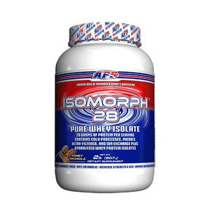 Isomorph Smores 2 lbs by Aps Nutrition (2587822653525)
