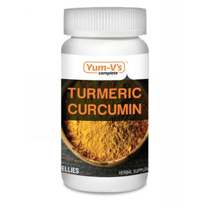 Turmeric 60 Count by Dulce Probiotics