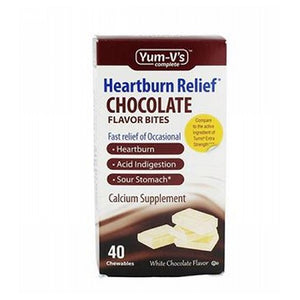Heartburn Relief 40 Count by Dulce Probiotics