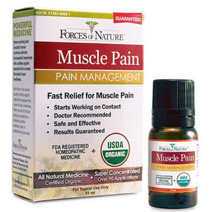 Muscle Pain Management 4 ml by Forces of Nature